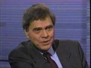 Neil Postman, media and cultural critic.