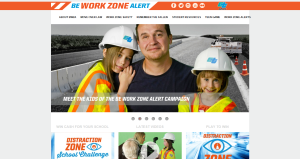 Be Work Zone Alert